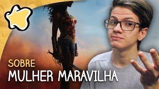 """Minhas impressões na crítica do filme """"Mulher Maravilha (Wonder Woman; 2017)"""".PrimePass: https://primepass.club/INSCREVA-SE: http://bit.ly/inscreversessaocomentadaNÃO PERCA NENHUMA NOVIDADE!Facebook: http://www.facebook.com/sessaocomentada/Twitter: https://twitter.com/sessaocomentada"""