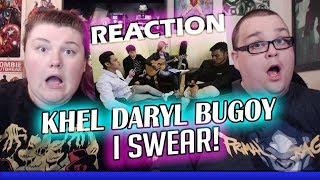 Micheal Pangilinan, Bugoy Drilon and Daryl Ong sing I SWEAR! REACTION!! 🔥
