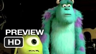 Nonton Monsters University Official Preview  2013    Pixar Prequel Hd Film Subtitle Indonesia Streaming Movie Download