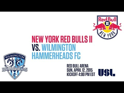 New York Red Bulls II vs. Wilmington Hammerheads FC
