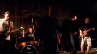 Video Písničky z komína  (Ulice folk rock - live Kodrcák 2014)