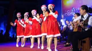 Gp. Ban Mê Thuột- Gx. Thánh TâmHội Diễn Mừng Chúa Giáng Sinh 2016Trình bầy: Thanh Tuyền Viện Nữ Vương Hòa Bình