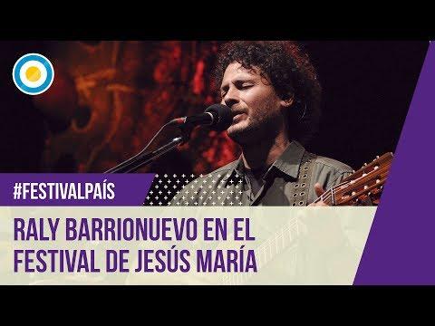 Festival Jesús María - Décima noche - Raly Barrionuevo - 13-01-13