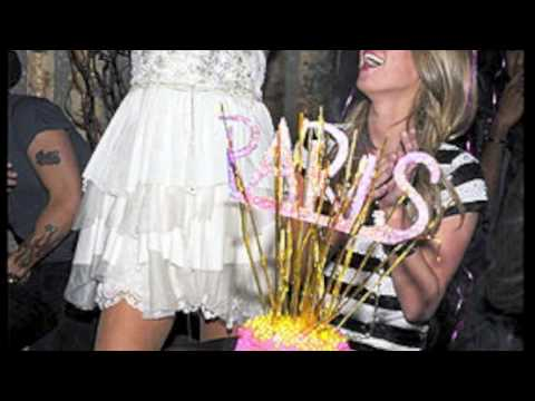 Paris Hilton- Birthday party at TAO