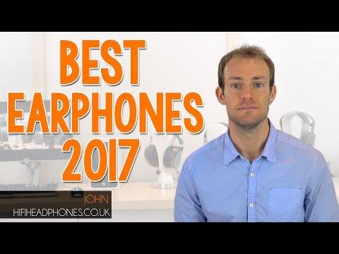 Best In Ear Headphones To Buy In 2017