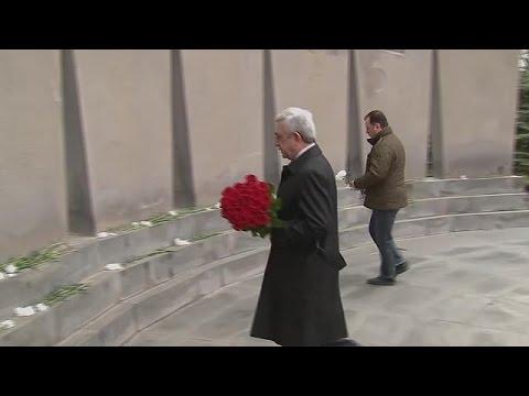 Αρμενία: Προηγείται το κόμμα του προέδρου Σαρκισιάν στις βουλευτικές εκλογές