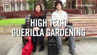 Hi Tech Guerilla Gardening on Motherboard TV VICE