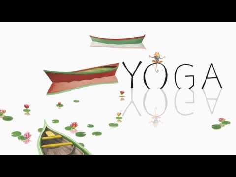 Booktrailer de 'Yoga', de de Míriam Raventós y Maria Girón