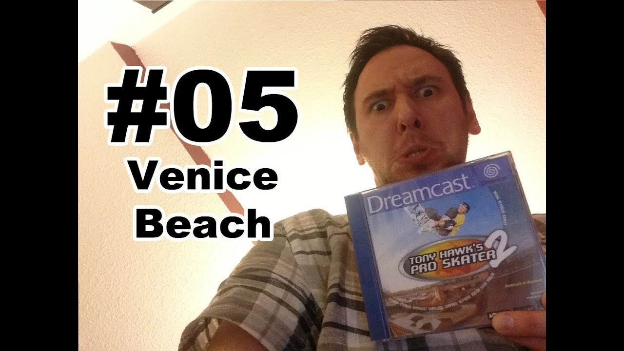 #05 Tony Hawk's Pro Skater 2 – Venice Beach (Speedy Renton Let's Play)