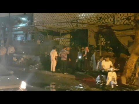 Ägypten: Explosion in Kairo - mindestens 19 Menschen  ...