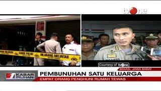 Video Olah TKP Tim Inavis Atas Kasus Pembunuhan Satu Keluarga di Bekasi MP3, 3GP, MP4, WEBM, AVI, FLV November 2018
