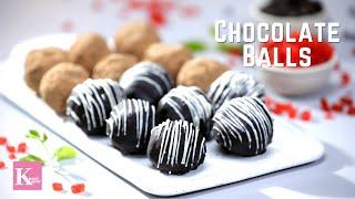 Rum Balls, 2 Ways | Kunal Kapur Recipes | Christmas Recipes