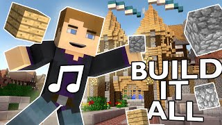 "♫ ""Build It All"" - Minecraft Parody of Taylor Swift - Shake It Off"