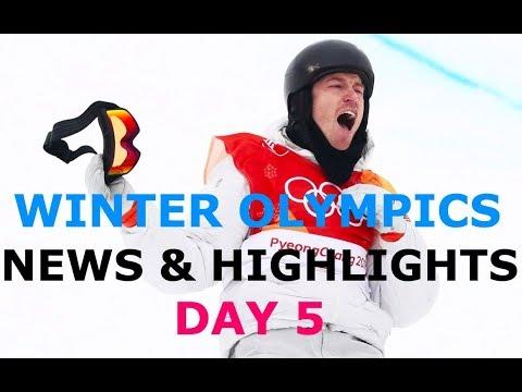 Winter Olympics Day 5 - Shaun White's Gold Run