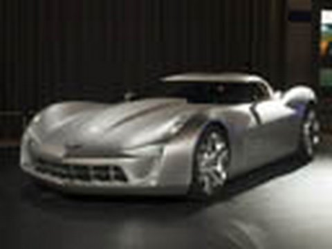 original channels rollout - GM introduces 4 new vehicles featured in the upcoming Transformers 2: Revenge of the Fallen movie, including the stunning Stingray concept.