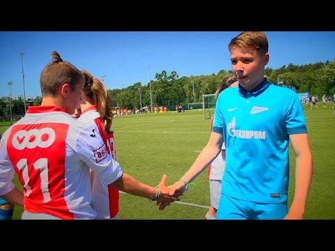Football for Friendship: Η νέα γενιά παίζει μπάλα και μαθαίνει – focus