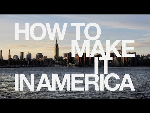 Как добиться успеха в Америке / How to Make It in America Opening Credits