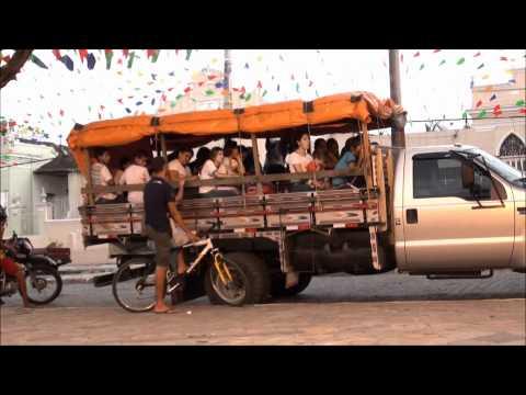 Gravatá Turismo em Pau de Arara Transporte escolar em 2012
