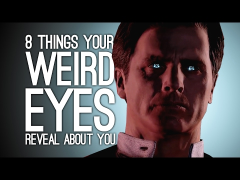 8 Things Your Weird Videogame Eyes Reveal About You (видео)