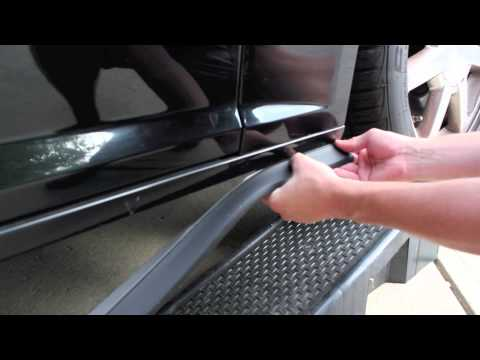 Universal All-Fit Lip Kit Installation Instructions DIY Splitter Spoiler