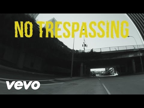 Trespassing Lyric Video