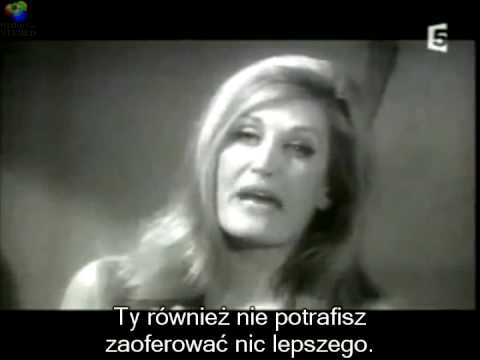 Dalida & Alain Delon - Paroles. paroles. paroles