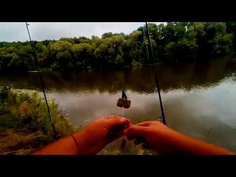 макуховка жмых рыбалка видео