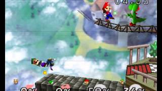 SSB64 (J) Tool-Assisted Playaround – 1P Mode – Very Hard – vs Mario Bros.