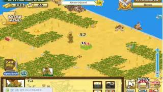 Social Empires (Ent God of Elf VS Golem Boss) [TH]
