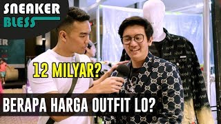 Video BERAPA HARGA OUTFIT LO? PT. 7 | Sneakerbless 2019 MP3, 3GP, MP4, WEBM, AVI, FLV Juni 2019