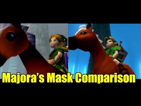 the legend of zelda majora's mask (nintendo 64 2000)