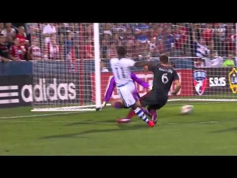 Video: Bacardi Match Highlights: DAL v TOR - April 18, 2015