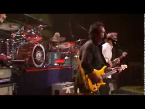 Steve Lukather(Toto) Ringo Starr & Mark Rivera - Hold The Line - By Gustavo Z