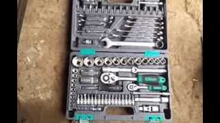 Отзыв обзор набор инструментов Stels