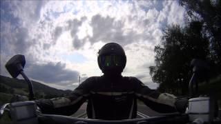 7. Kawasaki Vulcan 1600 Mean Streak ride