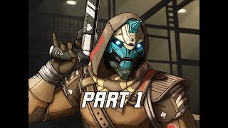 """Destiny 2 Gameplay Walkthrough Part 1 - Opening Mission (PS4 Let's Play Gameplay Commentary)Destiny 2 Walkthrough! Walkthrough and Let's Play Playthrough of Destiny 2 with Live Gameplay and Commentary in 1080p high definition at 60 fps. This Destiny 2 walkthrough will be completed showcasing every level, mission, boss, and story ending. Story:One year after the events of Destiny: Rise of Iron, the Red Legion faction of the Cabal, a military-industrial empire of massive amphibians, attack The Last City with overwhelming forces, led by their General, Dominus Ghaul.[9] Ghaul, believing the Traveler erred in giving humanity the Light, succeeds in stripping the Guardians of their powers and forcing them to flee the Tower. Scattered and powerless, the Guardians must acquire new powers to face Ghaul and the Red Legion, and venture to new worlds in the Destiny universe.Gameplay:Gameplay will be similar to that of the original Destiny, which was described as a first-person shooter that incorporates role-playing and massively multiplayer online game (MMO) elements. The original Destiny included on-the-fly matchmaking that allowed players to communicate only with other players with whom they were """"matched"""" by the game. To communicate with other players in the game world, players had to use their respective console's messaging system. Destiny 2 will feature a more optimal way of matchmaking called """"Guided Games"""", which will allow players to search for clans who may need additional players for activities, such as strikes or raids. Like the original, activities in Destiny 2 will be divided among player versus environment (PvE) and player versus player (PvP) game types.Subscribe: http://bit.ly/1NYsK7DTwitter Page: http://twitter.com/tetraninjaFacebook Fan Page: http://on.fb.me/kxJqjNTwitchTV : http://www.twitch.tv/tetraninjaDeveloper: BungiePublisher: ActivisionRelease: September 6, 2017Genre: First Person ShooterPlatforms: PlayStation 4, Xbox One, Windows PC"""