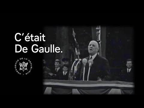 FRANCE-COTE D'IVOIRE: En cette année 2020, le Président de la République Emmanuel Macron a souhaité célébrer le général de Gaulle autour de plusieurs dates anniversaires
