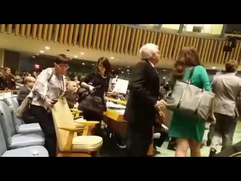 Países críticos ao impeachment se retiram da Assembleia da ONU durante discurso de Temer