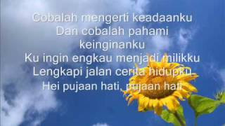 Video Kangen Band  -- Pujaan Hati lyric MP3, 3GP, MP4, WEBM, AVI, FLV September 2018
