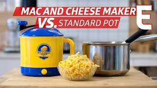 Do You Need a Mac and Cheese Maker — You Can Do This! by Eater