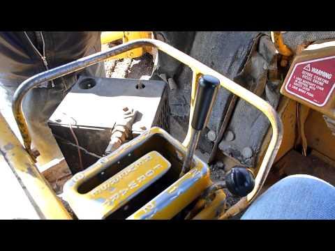 Cat 977 Traxcavator