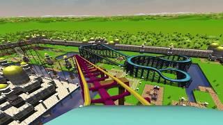 RollerCoaster Tycoon 3 videosu
