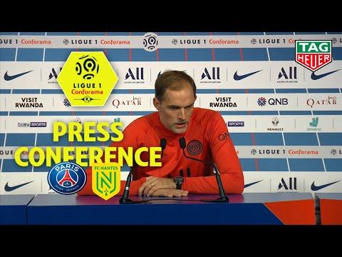 Press Conference Paris Saint-Germain - FC Nantes (2-0)  / 2019-20