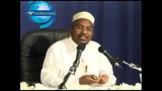 Tarbiyada Sh Mustafe Xaaji Ismaaciil somalislamic.net