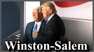 Winston Salem (NC) United States  City new picture : LIVE Stream: Donald Trump Rally in Winston-Salem, North Carolina FULL SPEECH HD STREAM (7-23-16)