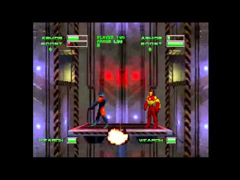 Iron Man and X-O Manowar in Heavy Metal Game Boy