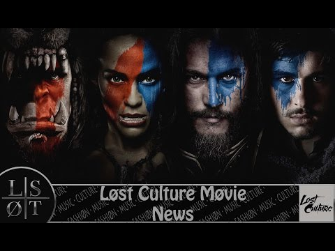 Lost Movie News - Warcraft 2 Is Happening Maybe? Jan 5th, 2017