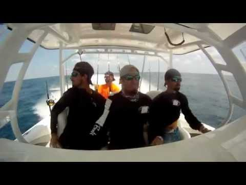 2012 Grove Slam w/ Team Deep Impact/Never Scared Fishing Team Bimini Start & Fishing on DI 399
