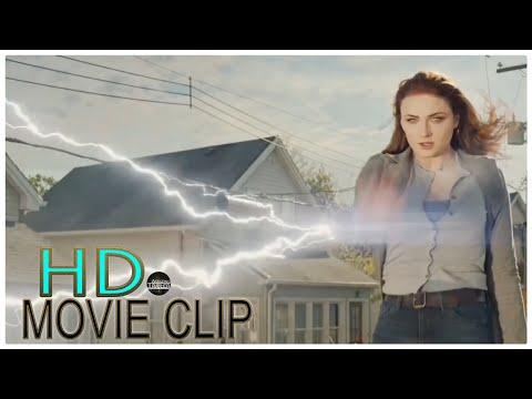 Jean Grey vs X Men   Fight Scene   X MEN: DARK PHOENIX   Movie Clip (2019)
