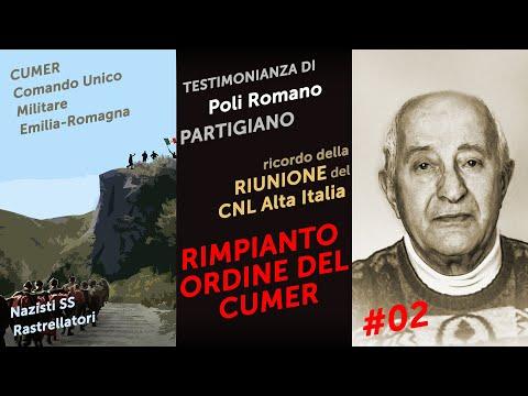 Romano Poli - CUMER e CLN Alta Italia